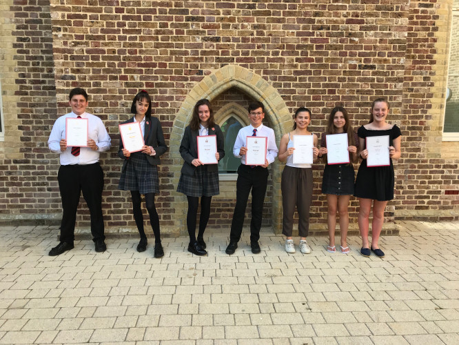 Dofe Awards