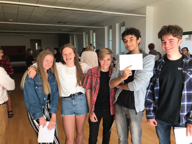 GCSE Results 2019 1