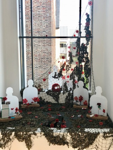 Secondary Poppy Installation