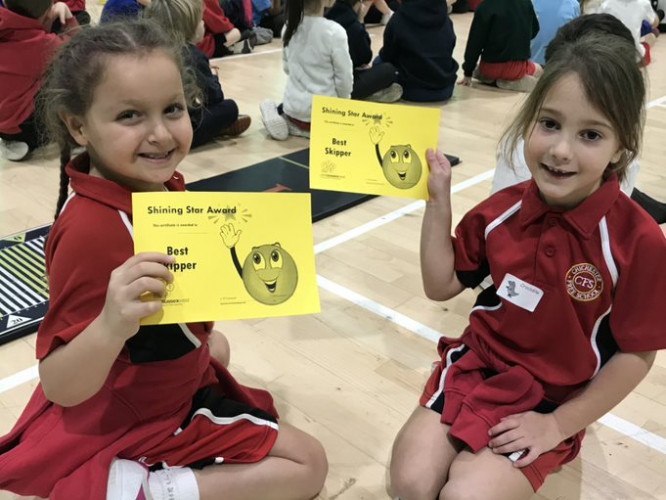 Year 2 Agility Winners 2